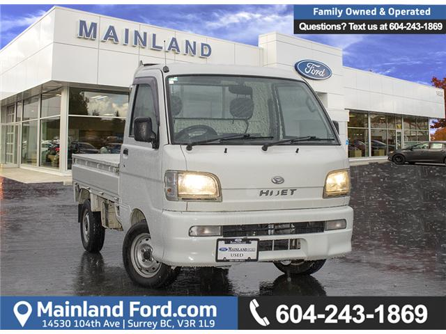 2002 Daihatsu HIJET Truck (Stk: P5639) in Surrey - Image 1 of 11