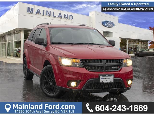 2016 Dodge Journey SXT/Limited (Stk: P8221) in Surrey - Image 1 of 27