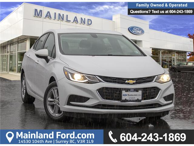 2017 Chevrolet Cruze LT Auto (Stk: P9717) in Surrey - Image 1 of 25
