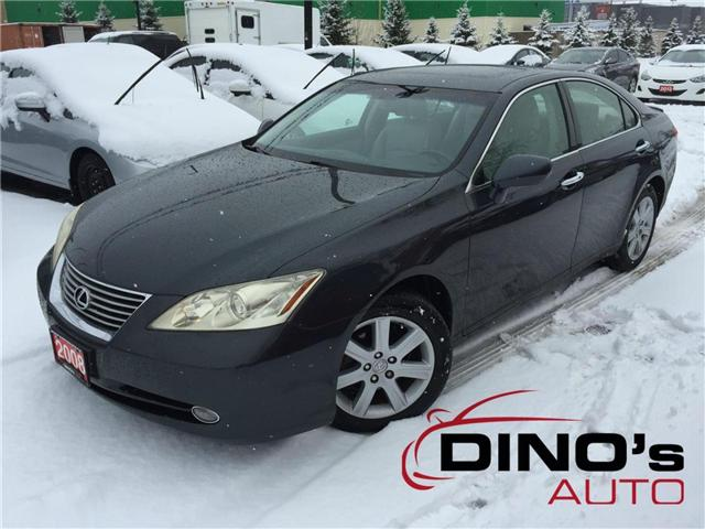 2008 Lexus ES 350 Base (Stk: 170562) in Orleans - Image 1 of 29