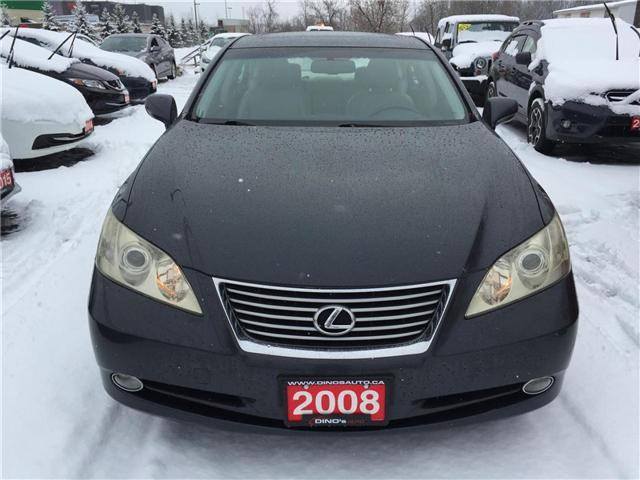 2008 Lexus ES 350 Base (Stk: 170562) in Orleans - Image 6 of 29