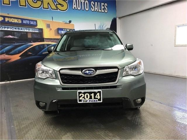 2014 Subaru Forester i (Stk: 444155) in NORTH BAY - Image 2 of 28