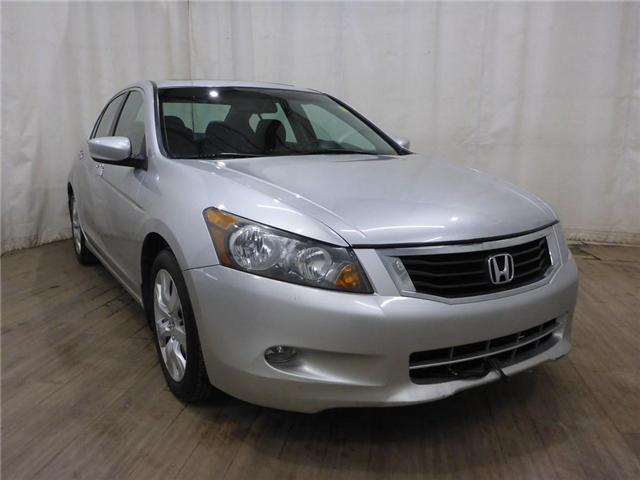 2009 Honda Accord EX-L V6 (Stk: 18111240) in Calgary - Image 2 of 30