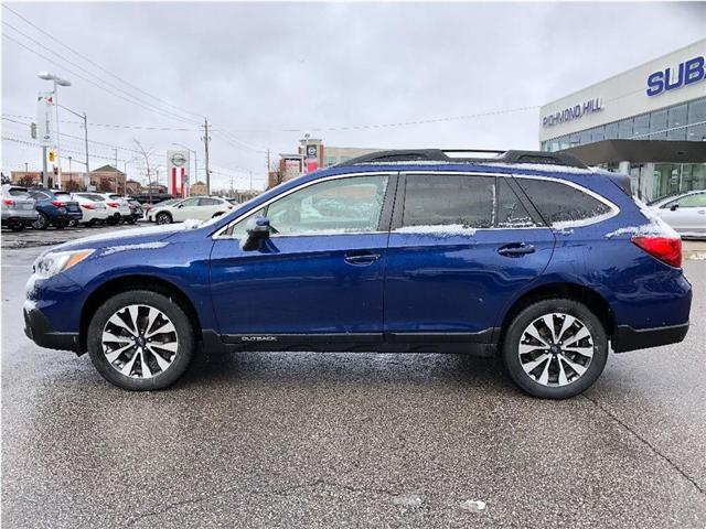 2016 Subaru Outback 3.6R Limited Package (Stk: P03762) in RICHMOND HILL - Image 2 of 26