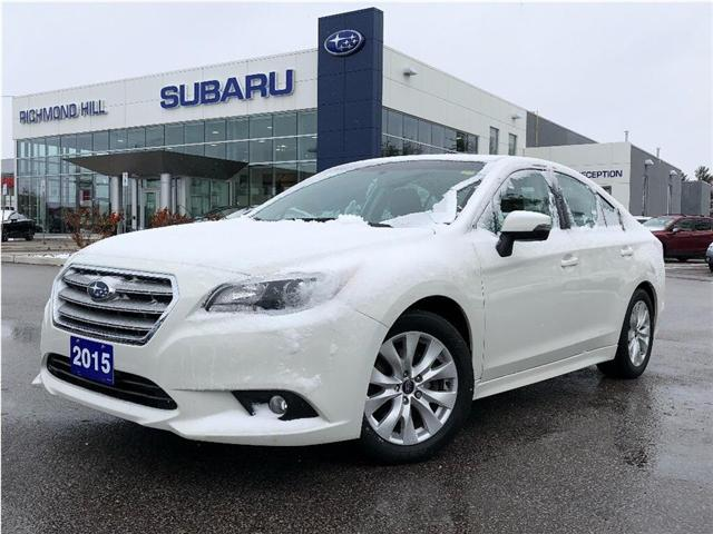 2015 Subaru Legacy 3.6R Touring Package (Stk: P03761) in RICHMOND HILL - Image 1 of 21