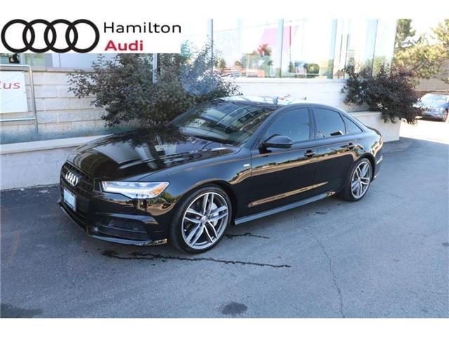 2018 Audi A6 2.0T Technik (Stk: 9739) in Hamilton - Image 1 of 16