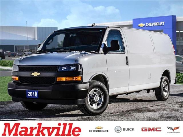 2018 Chevrolet Express 2500 EXT CARGO- GM CERTIFIED PRE-OWNED (Stk: P6247) in Markham - Image 1 of 23