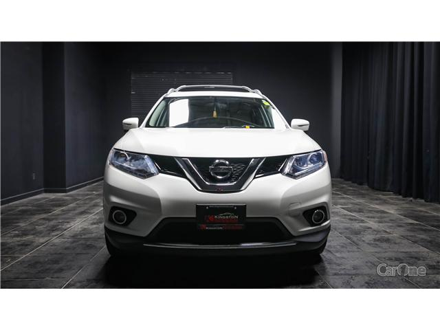 2015 Nissan Rogue SL (Stk: 17-483B) in Kingston - Image 2 of 36