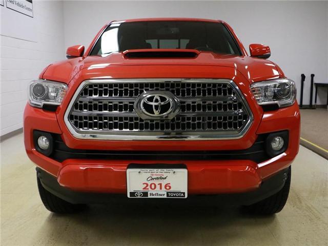 2016 Toyota Tacoma TRD Sport (Stk: 186425) in Kitchener - Image 20 of 28
