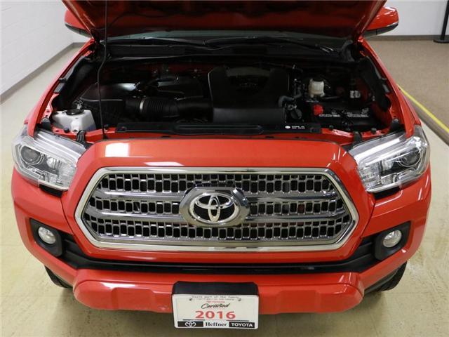 2016 Toyota Tacoma TRD Sport (Stk: 186425) in Kitchener - Image 25 of 28