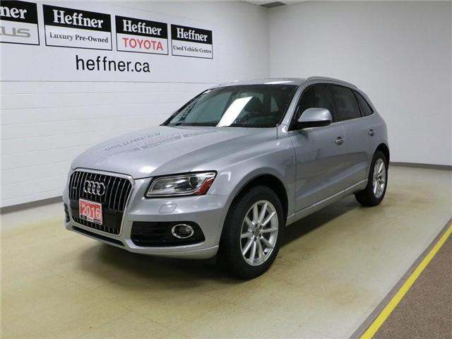 2016 Audi Q5 2.0T Technik (Stk: 187318) in Kitchener - Image 1 of 27