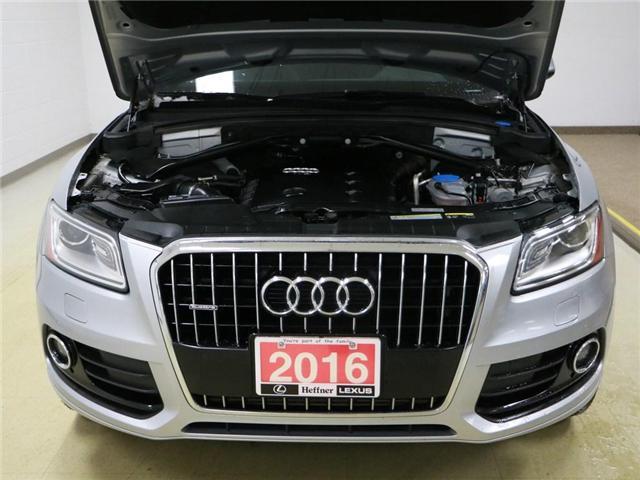 2016 Audi Q5 2.0T Technik (Stk: 187318) in Kitchener - Image 24 of 27