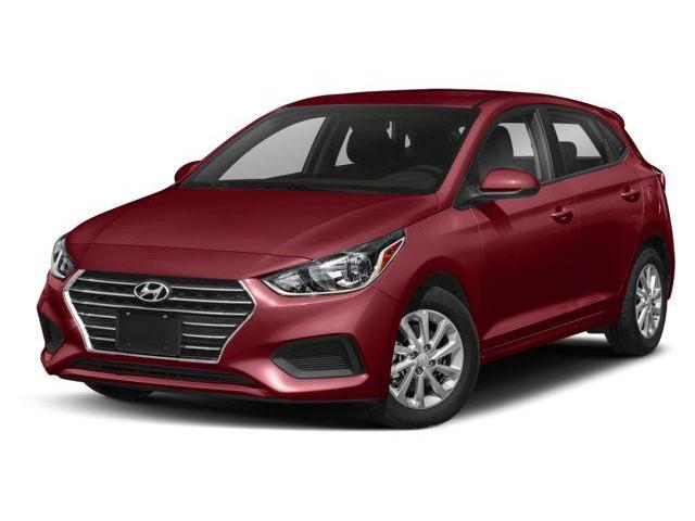 2019 Hyundai Accent  (Stk: R95489) in Ottawa - Image 1 of 9