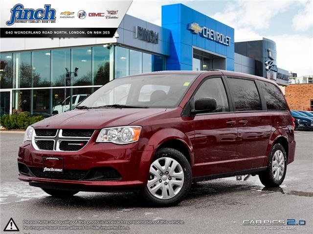 2017 Dodge Grand Caravan CVP/SXT (Stk: 144378) in London - Image 1 of 28
