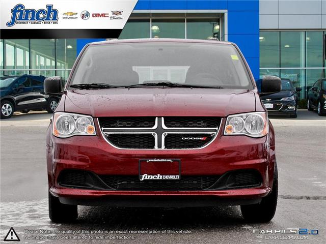 2017 Dodge Grand Caravan CVP/SXT (Stk: 144378) in London - Image 2 of 28