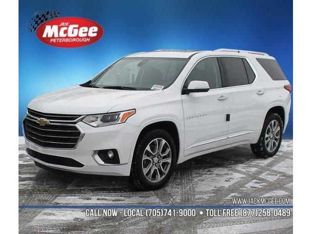 2019 Chevrolet Traverse Premier (Stk: 19244) in Peterborough - Image 1 of 3