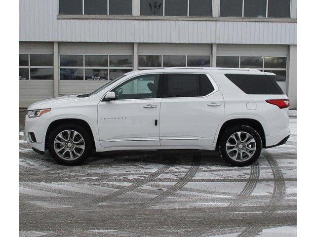 2019 Chevrolet Traverse Premier (Stk: 19244) in Peterborough - Image 2 of 3