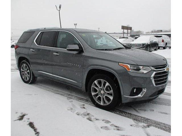 2019 Chevrolet Traverse Premier (Stk: 19245) in Peterborough - Image 2 of 4