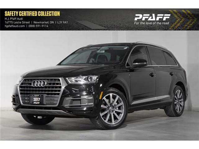 2017 Audi Q7 3.0T Komfort (Stk: A11506A) in Newmarket - Image 1 of 18
