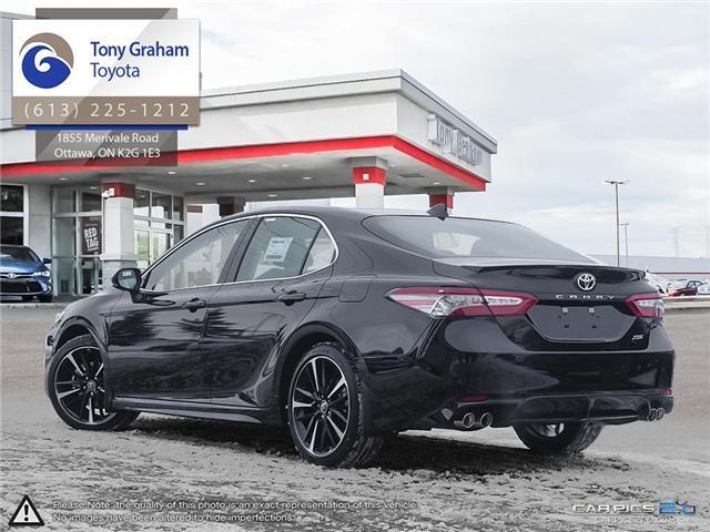 2018 Toyota Camry XSE V6 (Stk: 56173) in Ottawa - Image 2 of 25