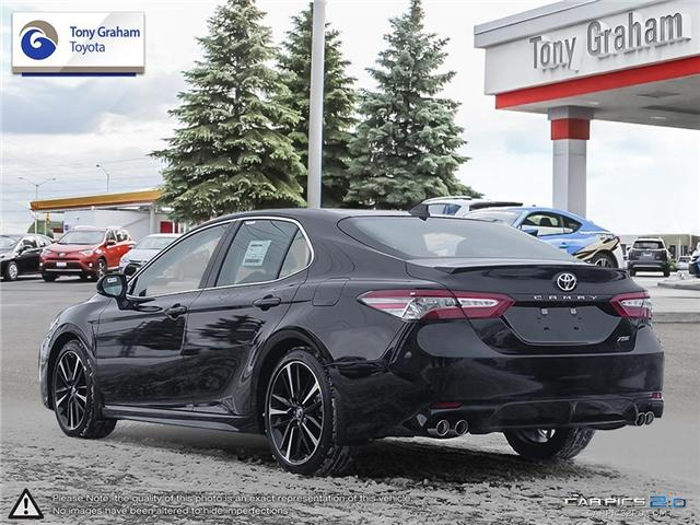 2018 Toyota Camry XSE V6 (Stk: 56173) in Ottawa - Image 4 of 25