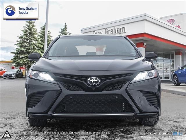 2018 Toyota Camry XSE V6 (Stk: 56173) in Ottawa - Image 9 of 25