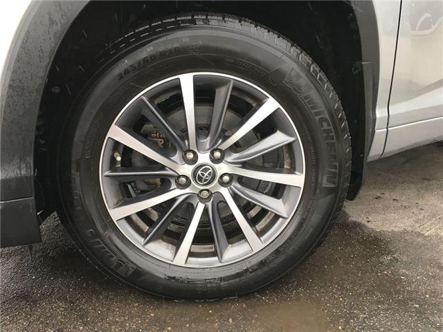 2017 Toyota Highlander XLE AWD LEATHER, SUNROOF, NAVI, ALLOY, FOG, BSM, T (Stk: 42696A) in Brampton - Image 2 of 29