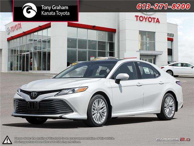 2018 Toyota Camry XLE (Stk: 88761) in Ottawa - Image 1 of 25