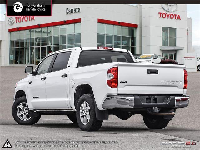 2017 Toyota Tundra SR5 Plus 5.7L V8 (Stk: 88444A) in Ottawa - Image 4 of 27