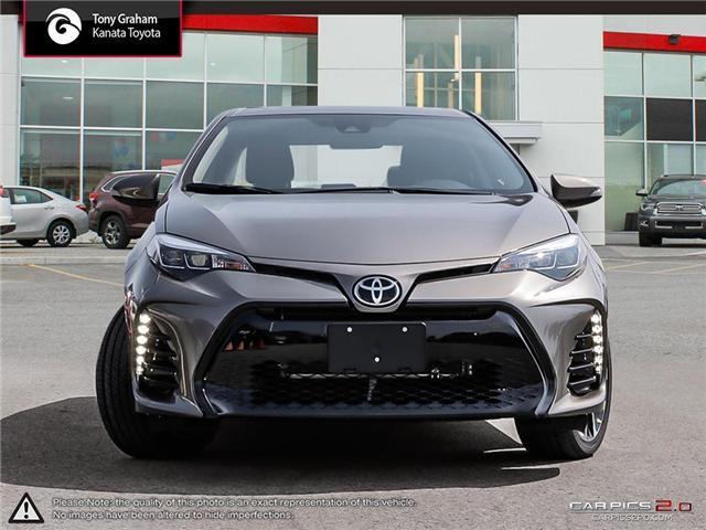 2019 Toyota Corolla SE Upgrade Package (Stk: 88972) in Ottawa - Image 2 of 28