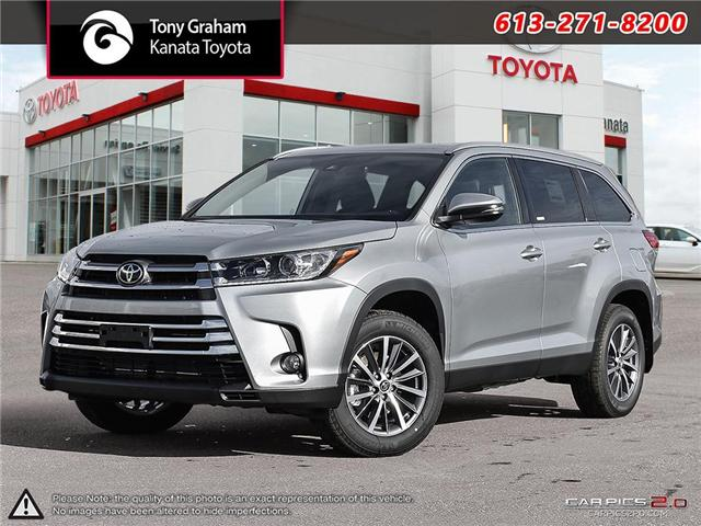 2019 Toyota Highlander XLE (Stk: 89061) in Ottawa - Image 1 of 30