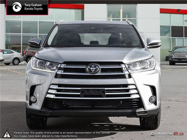 2019 Toyota Highlander XLE (Stk: 89061) in Ottawa - Image 2 of 30