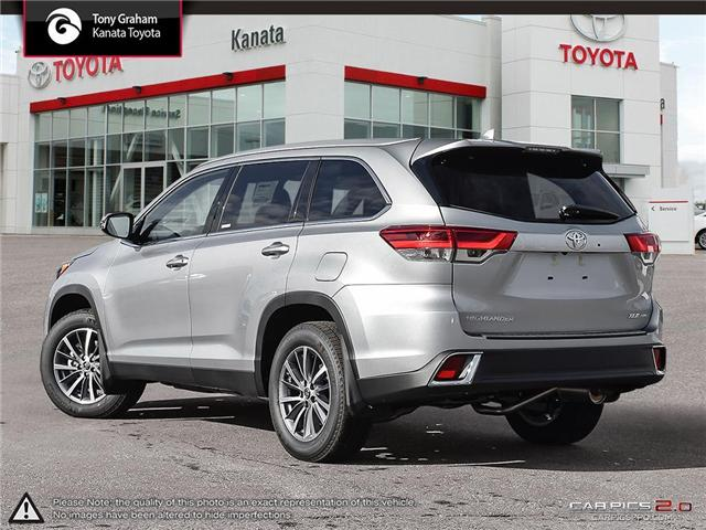 2019 Toyota Highlander XLE (Stk: 89061) in Ottawa - Image 4 of 30