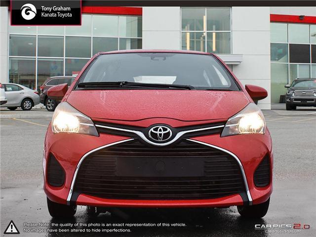 2017 Toyota Yaris LE (Stk: B2825) in Ottawa - Image 2 of 26