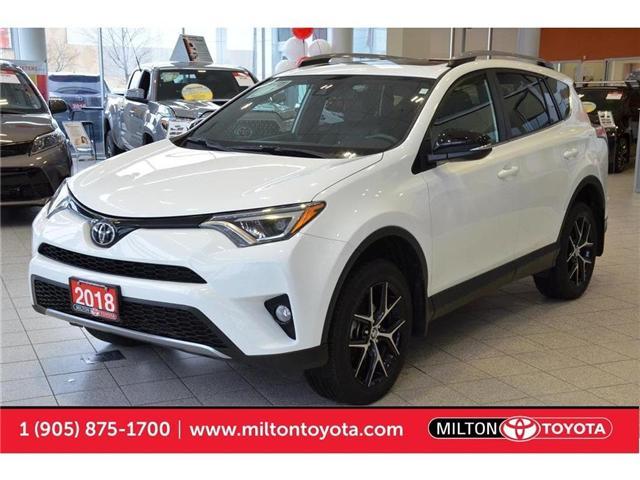 2018 Toyota RAV4 SE (Stk: 708255) in Milton - Image 1 of 42