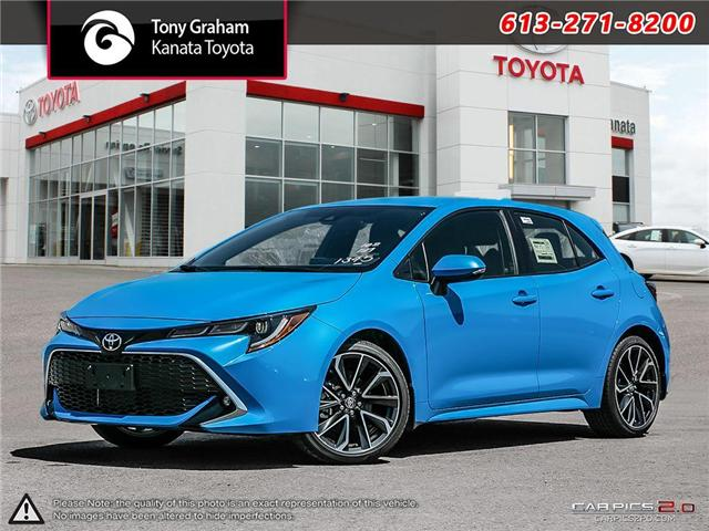 2019 Toyota Corolla Hatchback Base (Stk: 88948) in Ottawa - Image 1 of 28