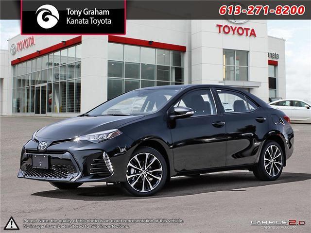 2019 Toyota Corolla SE Upgrade Package (Stk: 88940) in Ottawa - Image 1 of 27