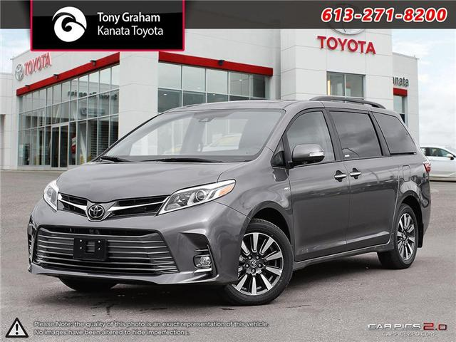 2019 Toyota Sienna Limited Package (Stk: 89045) in Ottawa - Image 1 of 30