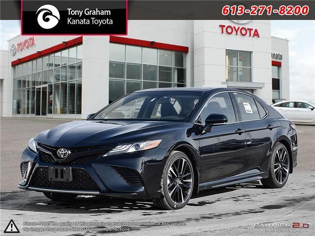 2018 Toyota Camry XSE V6 (Stk: 88202) in Ottawa - Image 1 of 28