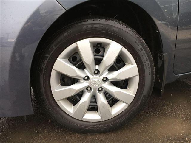 2015 Toyota Corolla LE KEYLESS ENTRY, HEATED SEATS, BACKUP CAMERA, BLU (Stk: 42526B) in Brampton - Image 2 of 27