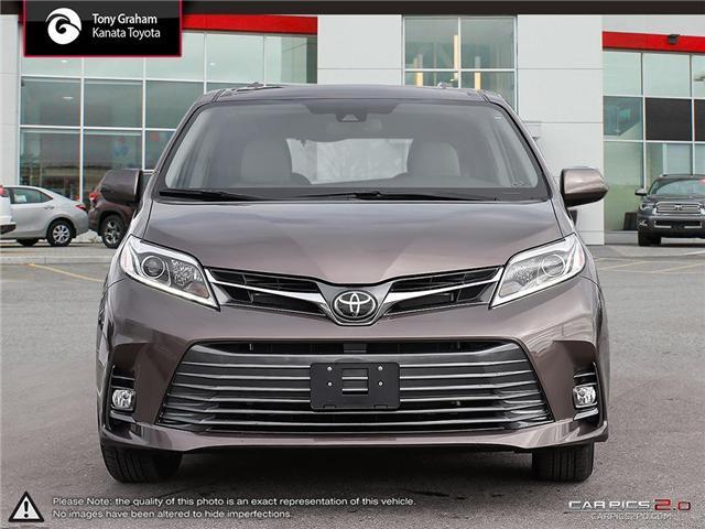 2019 Toyota Sienna XLE 7-Passenger (Stk: 89074) in Ottawa - Image 2 of 29