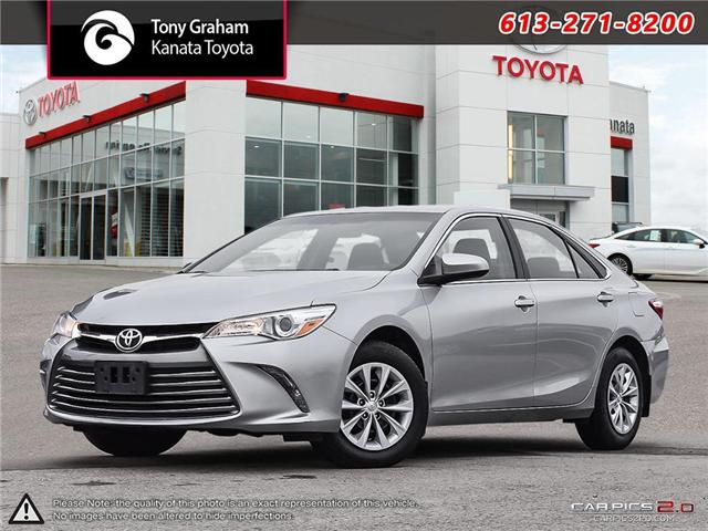 2017 Toyota Camry LE (Stk: B2818) in Ottawa - Image 1 of 27