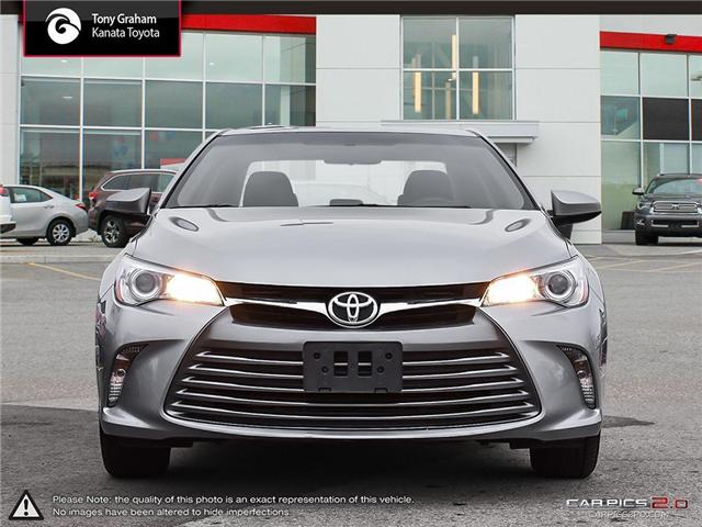 2017 Toyota Camry LE (Stk: B2818) in Ottawa - Image 2 of 27
