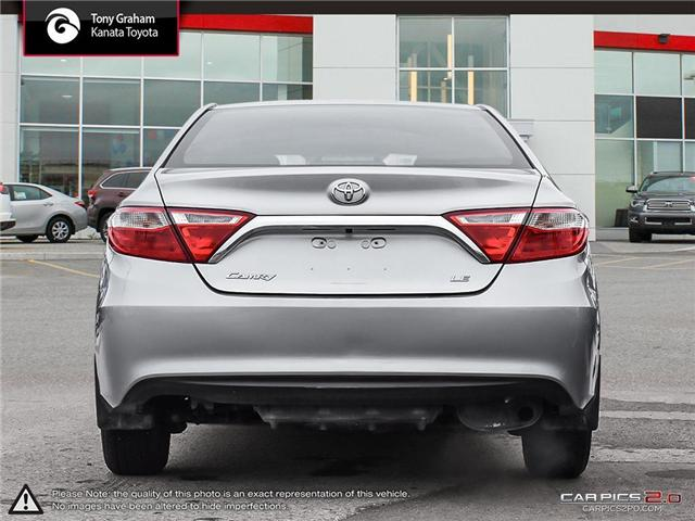 2017 Toyota Camry LE (Stk: B2818) in Ottawa - Image 5 of 27