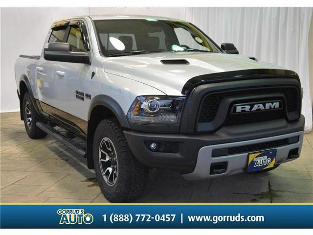 2017 RAM 1500 Rebel (Stk: 856854) in Milton - Image 1 of 42