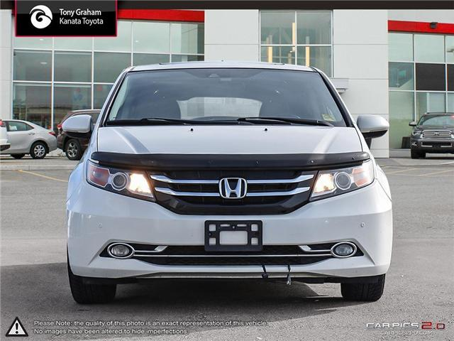 2015 Honda Odyssey Touring (Stk: 88976A) in Ottawa - Image 2 of 29