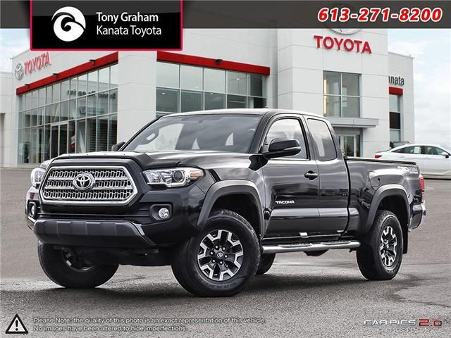 2017 Toyota Tacoma TRD Off Road (Stk: B2828) in Ottawa - Image 1 of 27