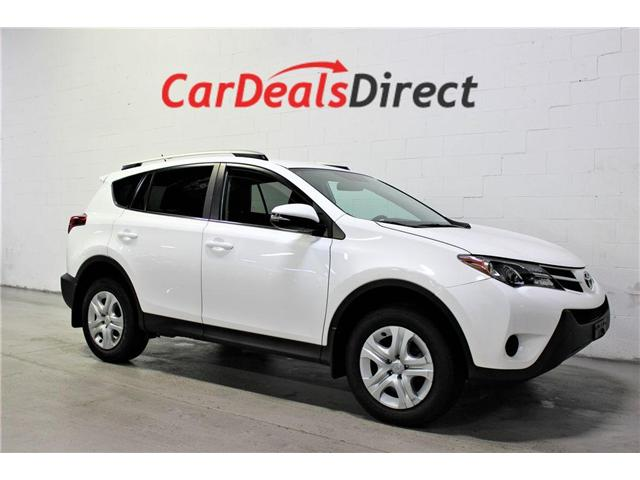 2015 Toyota RAV4  (Stk: 311591) in Vaughan - Image 1 of 27