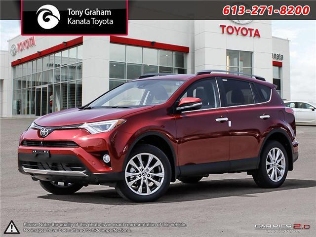2018 Toyota RAV4 Limited (Stk: 88963) in Ottawa - Image 1 of 27