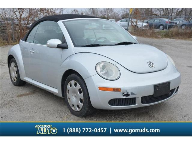 2009 Volkswagen Convertible (Stk: 402296) in Milton - Image 1 of 14